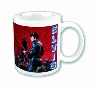 Elvis Presley - MUG - (11oz) (Brand New In Box) (2)
